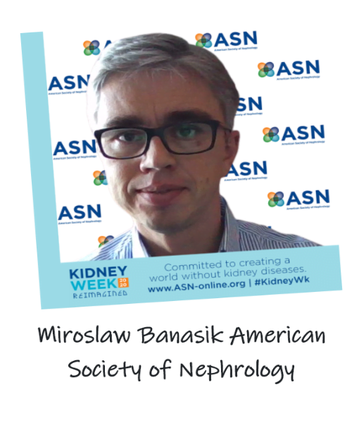 Wieści szkoleniowe naszych specjalistów – dr hab n. med. Mirosław Banasik – nefrolog w OMNI Clinic Wrocław