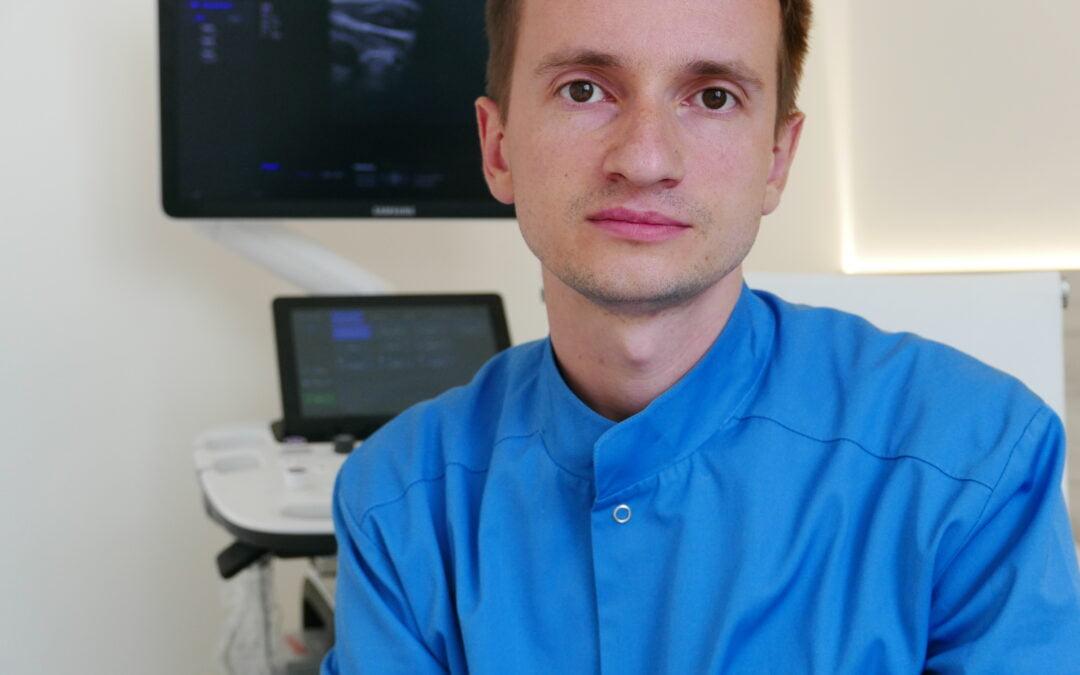 Poradnia endokrynologiczna ma nowego specjalistę – lek. Witold Markiewicz – endokrynolog w OMNI Clinic Wrocław